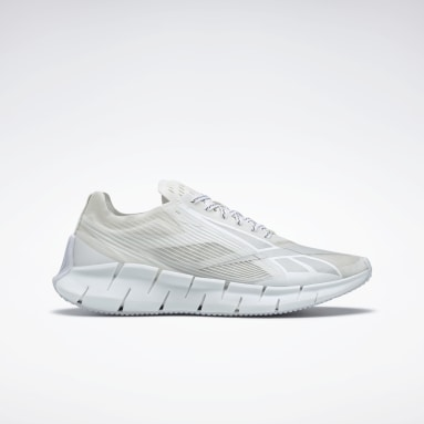 Classics White Zig 3D Storm Shoes