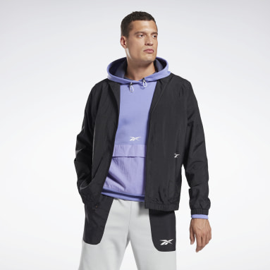 Men City Outdoor Black MYT Ollie Windbreaker