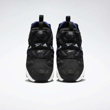 Classics Black InstaPump Fury Boost Shoes