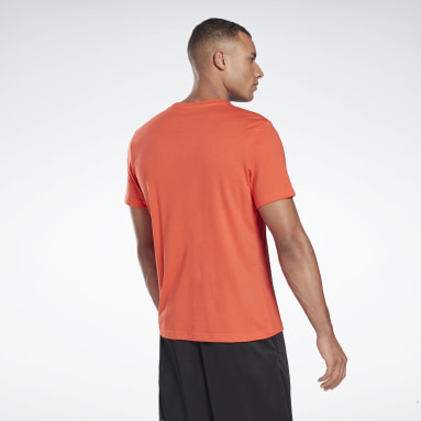 Polera Graphic Series Linear Logo Hombre Fitness & Training