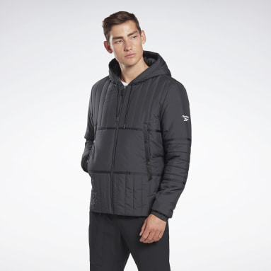 Jaqueta Outerwear Core Padded Preto Homem Outdoor
