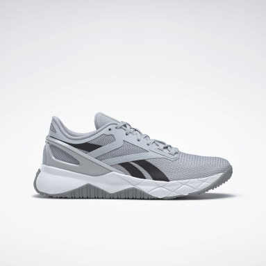 Women Cross Training Grey Nanoflex TR Shoes