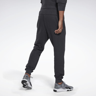 Mænd Fitness & Training Black Training Essentials Mélange Joggers
