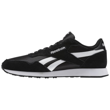 Men Classics Black Reebok Royal Ultra