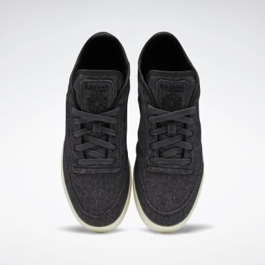 Classics Black Club C Wool & Corn Shoes