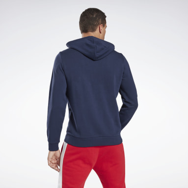 RI FT OTH BL HOODIE Azul Hombre Fitness & Training