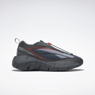 Classics Grey Zig 3D Storm Hydro Shoes