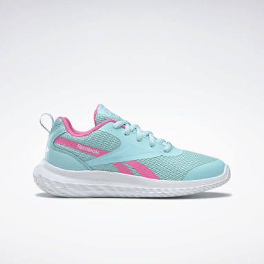 Girls Running Reebok Rush Runner 3 Shoes - Preschool