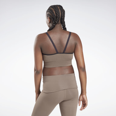 Frauen Studio Nursing Sports Bra Grau