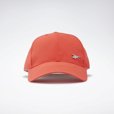 Fitness & Training Red Active Foundation Badge Hat
