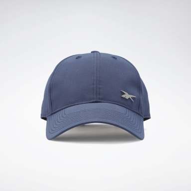 Running Blue Active Foundation Badge Cap
