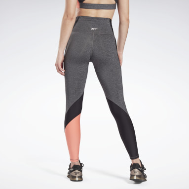 Dames Studio Grijs Lux High-Rise Legging