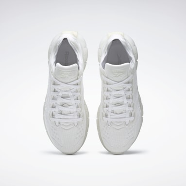 Men Lifestyle White Zig Kinetica Shoes