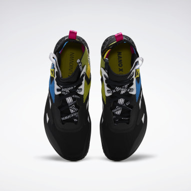 Men Cross Training Black Nano X Unknown Men's Training Shoes
