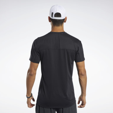 Men Cycling Black ACTIVCHILL Move Tee
