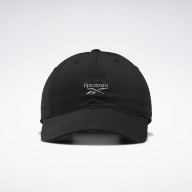 Fitness & Training Black Active Foundation Logo Cap