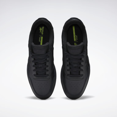 Classics Black Reebok Royal Techque