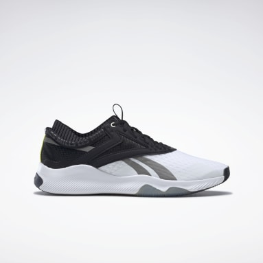 Men Cross Training White Reebok HIIT Men's Training Shoes