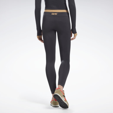 Dames Fitness & Training Zwart VB Naadloze Legging