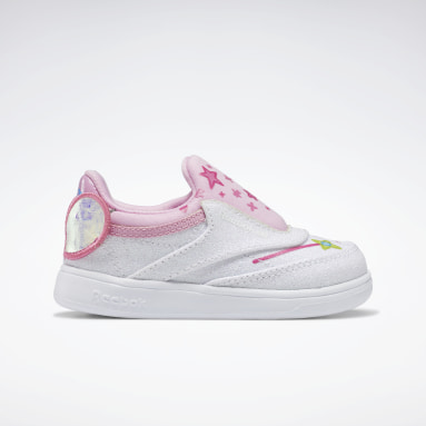 Classics Pink Peppa Pig Club C Slip-On IV Shoes