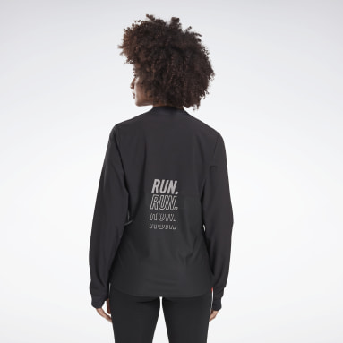 Veste de running One Series Hero Noir Femmes Running