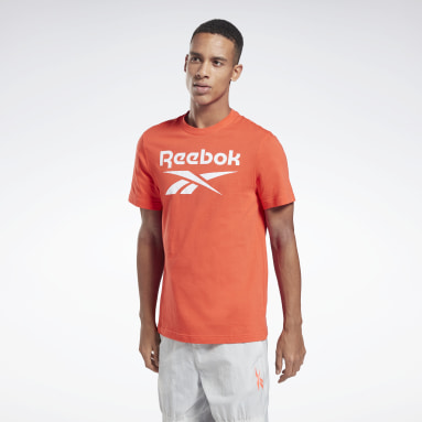 Mænd Fitness & Training Graphic Series Reebok Stacked Tee