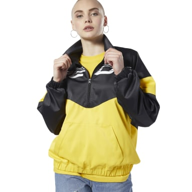 Women Classics Yellow Classics Advance Oversize Cover-Up