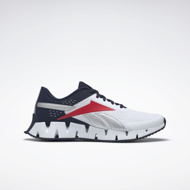 Men Classics White Zig Dynamica 2 Shoes
