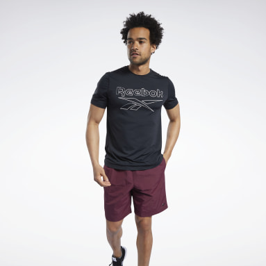 T-shirt Workout Ready ACTIVCHILL Nero Uomo Ciclismo
