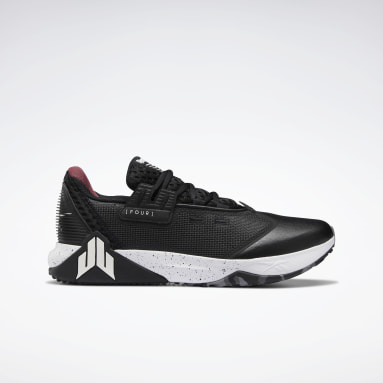 Men Cross Training Black JJ IV Men's Training Shoes
