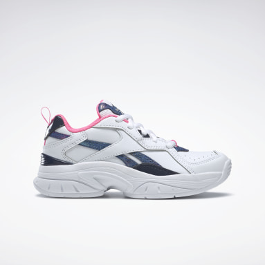 Girls City Outdoor White Reebok Xeona Shoes
