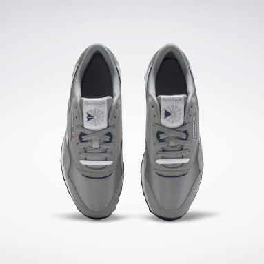 Classics Silver Classic Nylon Shoes