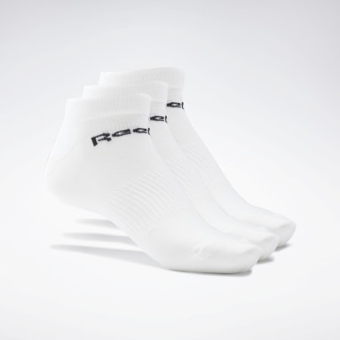 Calcetines Active Core Low-Cut  Pack De 3 Blanco Fitness & Training