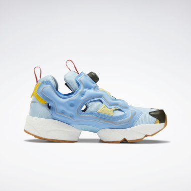Classics Blue Billionaire Boys Club Instapump Fury BOOST Shoes