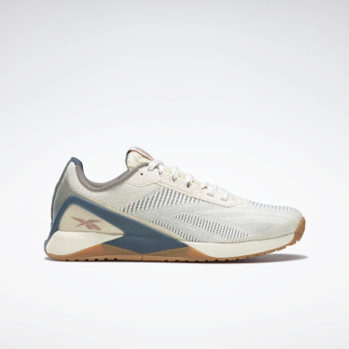 Reebok Nano X1 GROW Blanco Mujer Fitness & Training