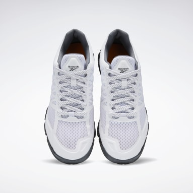 Men Cross Training White Reebok Speed TR Men's Training Shoes