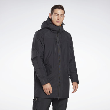 черный Парка Outerwear Urban Thermowarm REGUL8