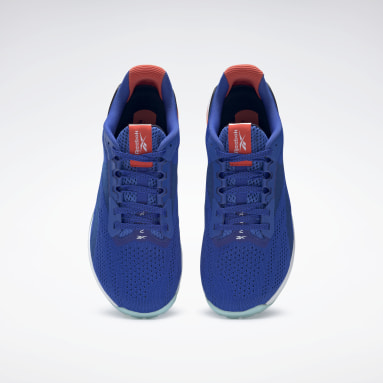 Men Cross Training Blue Nano X1 Shoes