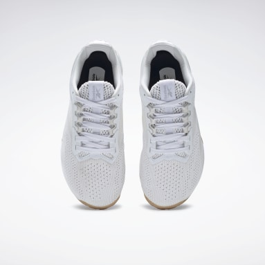 Women Cross Training White Nano X1 Shoes