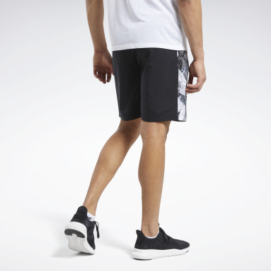 Actron Short Negro Hombre Fitness & Training