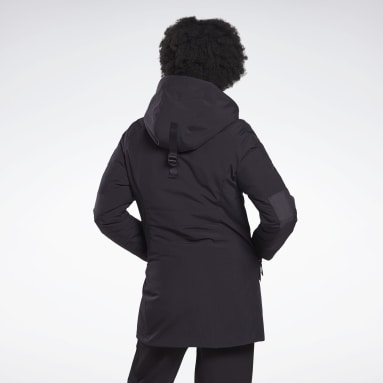 Parka Outerwear Urban Thermowarm REGUL8 Black Femmes De Plein Air