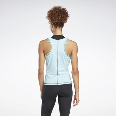 Frauen Studio Workout Ready Mesh Tanktop
