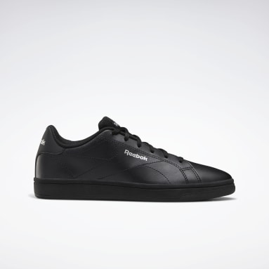 Women Classics Black Reebok Royal Complete Clean 2.0 Shoes