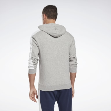 TE LL OTH HOODIE Gris Hombre Fitness & Training