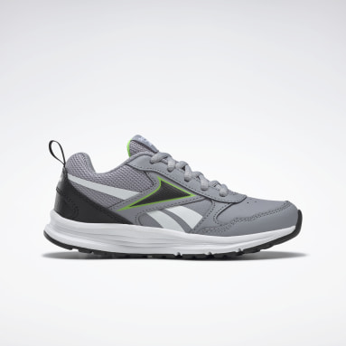Running Grey Reebok Almotio 5.0 Shoes