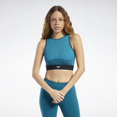 Top deportivo Perforated Mujer HIIT