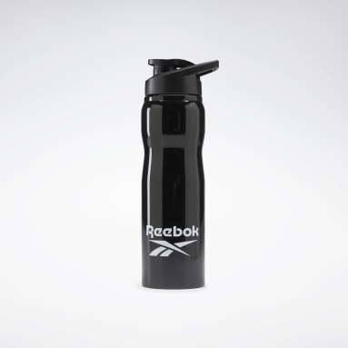 Gourde en métal Training Supply 800 ml Noir Studio