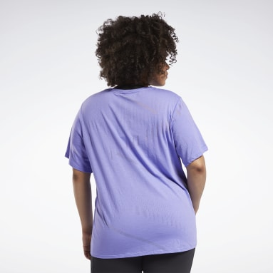 Frauen HIIT Burnout T-Shirt (Plus Size)
