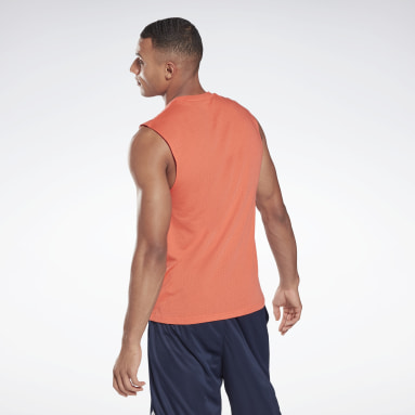 Camiseta sin mangas Workout Ready Mesh Hombre Ciclismo