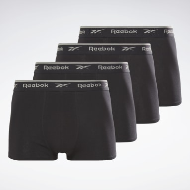 Men Fitness & Training Black Reebok Trunks Ovett